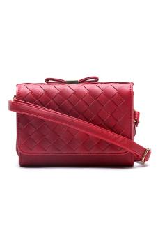 Sugar Chloe Sling Bag (Red)