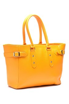 Sugar Fab Tote Bag (Mustard Yellow)