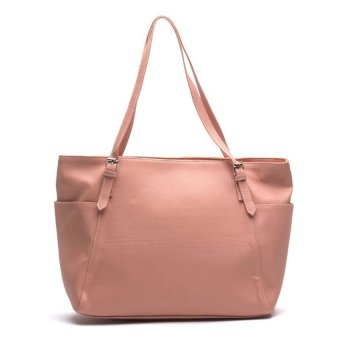 Sugar Jezzy Tote Bag (Peach)