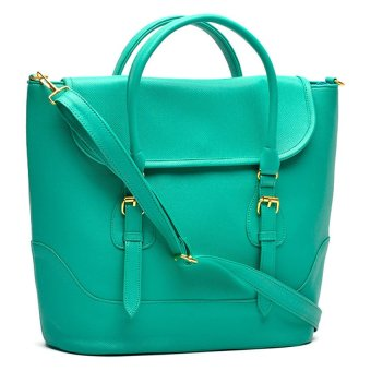 Sugar Julie Satchel Bag (Green)