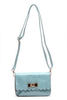 Sugar Lou Clutch Bag (Blue)