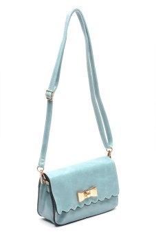 Sugar Lou Clutch Bag (Blue) - picture 2