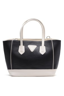 Sugar Mitch Tote Bag (Black/White)