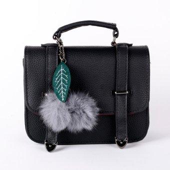 Sugar Zara Mini Top-Handle Bag (Black) - 2