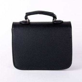 Sugar Zara Mini Top-Handle Bag (Black) - 3