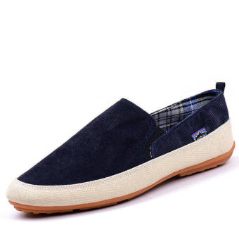Summer Fashion Classical Canvas Shoes - Blue