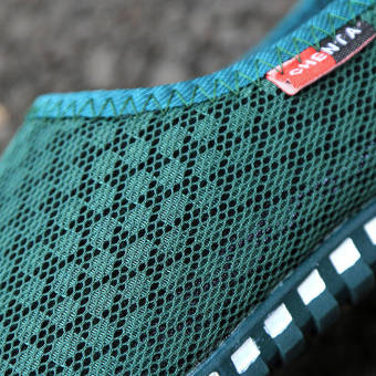 Summer Fashion Mesh Lazy Loafers - Green - picture 2