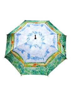 Summer Fields Umbrella (Green/Blue)
