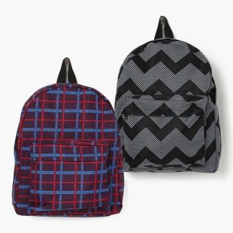 "Summit Kids 14"" Backpack Set of 2"