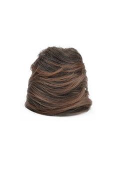 Synthetic Fiber Hair Bun (Chestnut Brown)