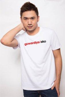 T-Shirt ni Juan Gwardya Tee (White)