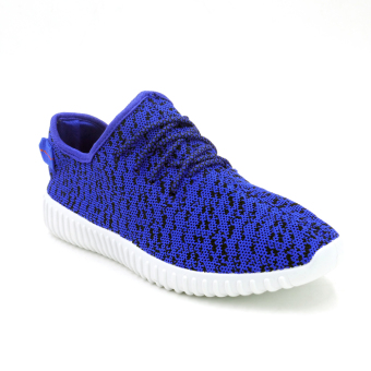 Tanggo 2016-13 Women's Low Cut High Quality Sneakers Slip On Fashion Rubber Shoes (blue/black)