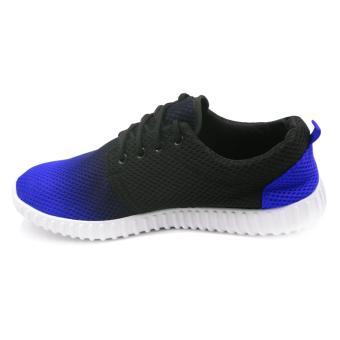 Tanggo AA-5 Sneakers Women's Rubber Shoes (blue/black) - 2