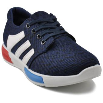 Tanggo Chris Fashion Sneakers Men's Rubber Shoes (navy blue)