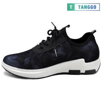 Tanggo Fashion Sneakers Women's Rubber Shoes 607A (black/white) - 2