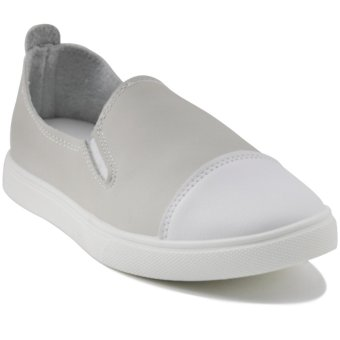 Tanggo Lideli-3 Fashion Sneakers Women's Shoes Casual Slip-On(light grey) Price Philippines