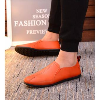 The new shoes Metrosexual Doug breathable and comfortable casual shoes slip on loafer - intl