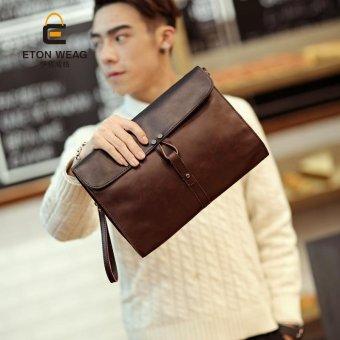 Tidog new men's hand bag tide IPAD clutch bag - intl - 2