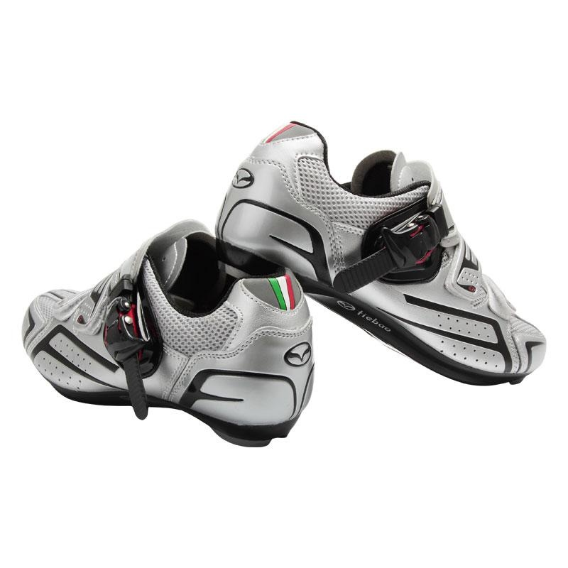 Tiebao R1268 Outdoor Athletic Racing Road Cycling Shoes,AutoLock/SelfLock Bike Shoes, SPD