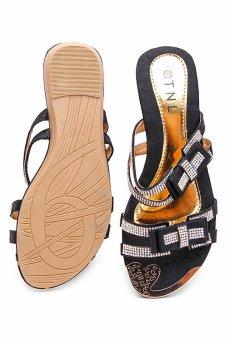 TNL Paige Sandals (Black) - picture 2