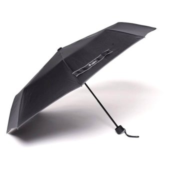 Tokio Pongee Windproof Umbrella (Black)