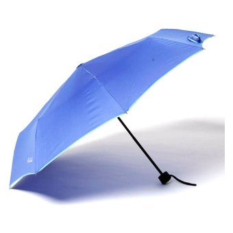 Tokio Pongee Windproof Umbrella (Royal Blue)