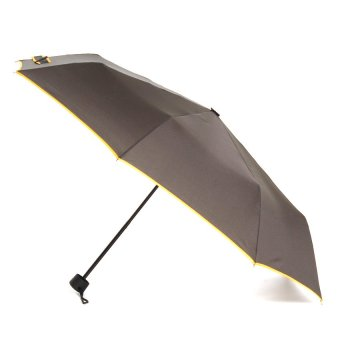 Tokio Windproof Pongee Fabric Umbrella (Neutral Black) Price Philippines