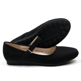 Tokkyo 1605-2 Takota School Shoes (Black) - 5