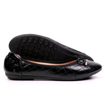 Tokkyo Women's Elsa Ballet Flats (Black) - 5