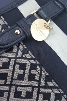 Tommy Hilfiger Monogram Sling Bag (Onyx) - 3