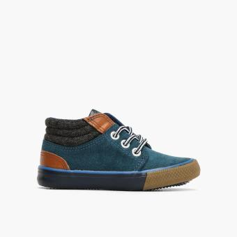 Tough Kids Boys Ardy Sneakers (Blue)