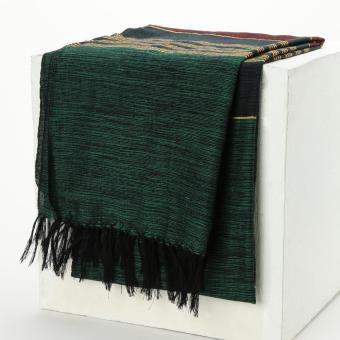 Tropiko By Kultura Ladies Inabel Shawl (Green)