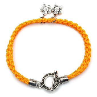 Trrrixii LJ-03603 Bracelet (Orange)
