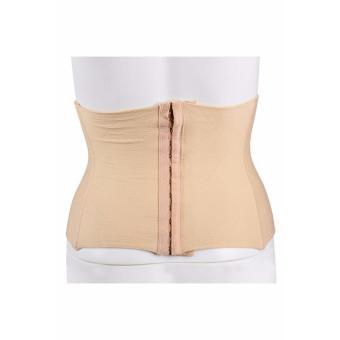 Tummy Sleek and Slim Post-natal Belt Girdle Corset #888 (Skintone) - picture 3
