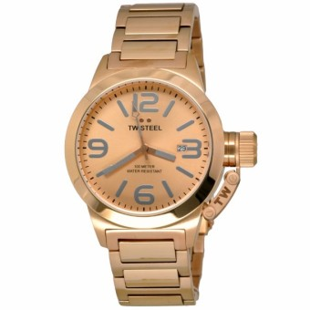 TW Steel Canteen Rose Gold Watch TW303