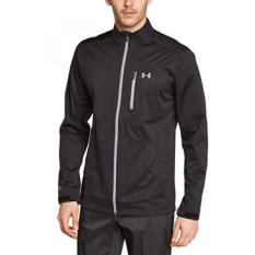 under armour jackets mens. under armour armourstorm jacket - mens black / steel jackets
