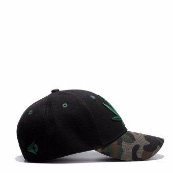 Unisex Men Women Hats Caps Baseball Cap Leisure Joker Sun Hat - intl - 3