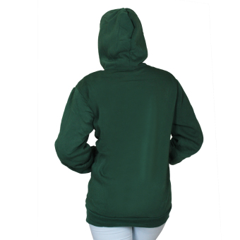 Seller University Pull Over Hooded Jacket FEU (Green) Price And Model
