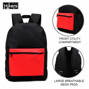 Urban Hikers Capheus Everyday Casual Backpack