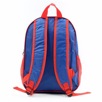 Urban Hikers Clifford Casual Daypack Backpack (Blue) - 3