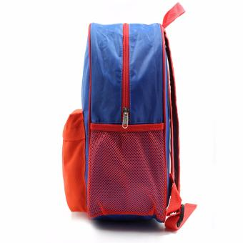 Urban Hikers Clifford Casual Daypack Backpack (Blue) - 4
