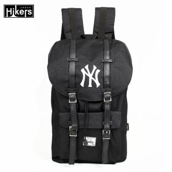Urban Hikers Taylor Travel Casual Outdoor Backpack (Black)
