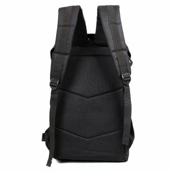 Urban Hikers Taylor Travel Casual Outdoor Backpack (Black) - 4
