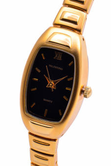 Valentino Women's Watch 20121653 (Gold/Black) - picture 2