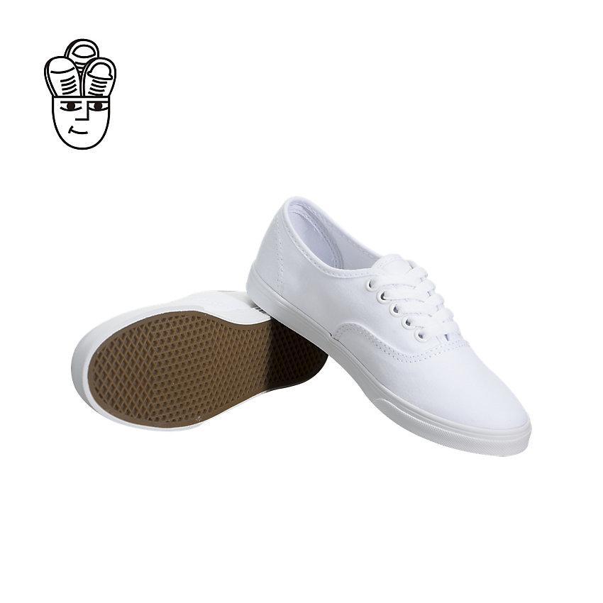 vans authentic lo pro white - sochim.com
