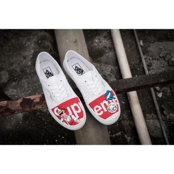 Vans x supreme Classic shoes(EU36-44) - intl - 3