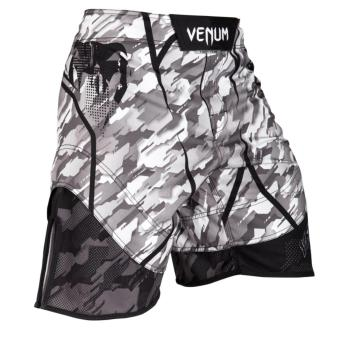 Venum Tecmo Fight Shorts ( Black) - 2