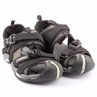 Vertigo Komodo Sandals (Black/Silver) - 4