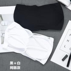 e4fdfd9e0c Viscose fibre traceless boob tube top wrap-around base underwear dress (Mesh  models