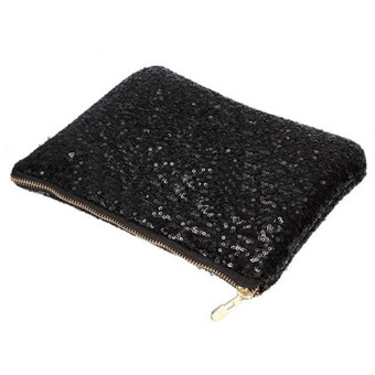 Vococal Bling Sequins Purse (Black) - picture 2